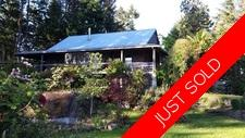 Thetis Island 10.71 Acres with View, Home, Guest Cottage, Studio and more...Ad for sale:  3 + 2 Dens + Artist studio 1,965 sq.ft. (Listed 2018-12-31)