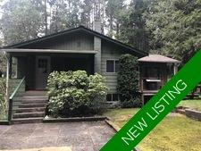 Thetis Island Perfectly Located 3bdr/1.5 Bath Home on 1.42 Acres for sale:  3 bedroom  (Listed 2019-04-08)