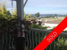 Chemainus Ocean View 1 bdr Totally Renovated for sale: Channel View Manor 1 bedroom 672 sq.ft. (Listed 2014-06-22)