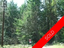 Thetis Island Land for sale:    (Listed 2016-11-05)