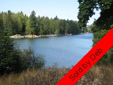 Thetis Island 3.11 Acres of Semi-Waterfront Vacant Lot for sale: Meadow Valley Properties   (Listed 2012-09-10)