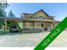 Thetis Island House for sale:  3 bedroom 3,800 sq.ft. (Listed 2018-10-25)