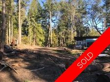 Thetis Island 2.3 Acres - Close to beach, well & driveway in for sale:    (Listed 2019-03-05)