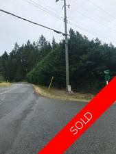 Thetis Island .79 acre vacant lot across from Boat Launch for sale:    (Listed 2019-07-10)