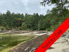 WATERFRONT WATERFRONT .38 Acre Ruxton Island for sale:  WATERFRONT LOT WITH MOORAGE IN FRONT  (Listed 2020-06-15)