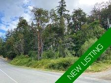 Thetis Island .73acre Vacant View Lot for sale:    (Listed 2020-07-21)